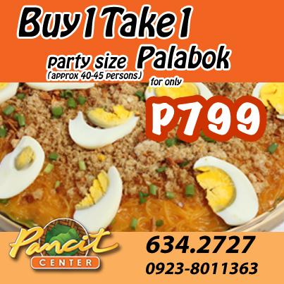 Buy1Take1 Palabok
